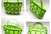 Recycle/upcycle plastic bottle craft