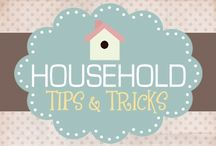 Household Tips and Tricks / Household Tips and Tricks / by HelenJean Strang