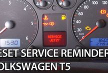 "How to reset service reminder indicator / Video tutorials about how to reset service reminder indicator (like ""check engine"" or ""service now"" messages)."