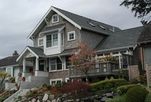 Craftsman Exterior of Home Design