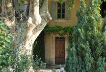 Rustic houses