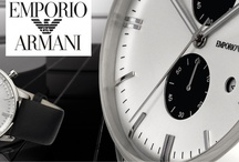 NEW Collection! Emporio ARMANI Watches!!!