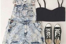 hipster overall