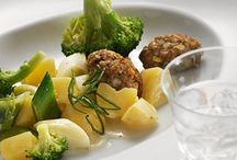 sund aftensmad :D / Forskellige lækre retter, et godt bud til aftensmaden.