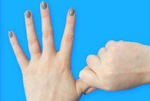 Drücke für 60 Sekunden deinen Zeigefinger - Mit deinem Körper wird ein Wunder passieren.