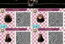 Animal Crossing new leaf qr