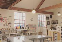 Brushstrokes, Berkeley. A Community Artspace