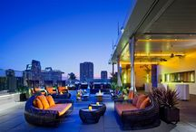 Summer 2016 Rooftop Dining!