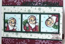 Petroschi Designs by Bianca - Holiday Projects / by Elizabeth Craft Designs