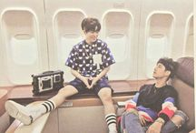 Youngjae & Mark