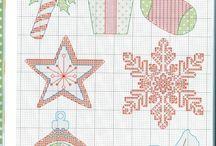 Boże Narodzenie - haft