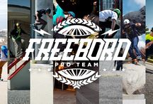 Freebord || Pro Team  / by Freebord