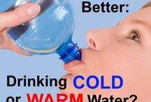 Waterdrank warm/koud