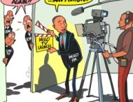 Jamaican Cartoons / This board shows various cartoons by Jamaican cartoonists and caricatures news events that have occurred in Jamaica.