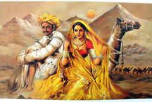 Rajasthan paintings