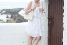 Isabel Marant White Dress / Eva