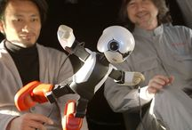Kirobo the Robot Astronaut: Toyota's role in Kibo Robot Project / by Toyota USA