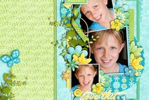 awesome scrapbook layouts to scraplift / by Beth Mooney
