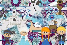 Let It Go-Digital Scrapbooking Kit / by Touched By A Butterfly