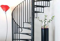 Escalera de casa perfeccionada