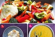 Vegan (auch verschiedene von Vegan Wednesday) / Kochen und backen ; Frühstück, Mittag- und Abendessen