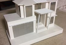 Model your house / Bespoke architectural models we've made