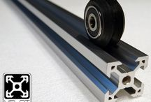 Projects and Tools / Projects using aluminum extrusion