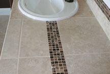 Our Work / Find some of our custom work here! #tile #flooring #bathroom # kitchen #custom #abbeycarpet&floor