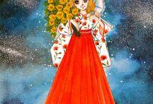 *Haikara san*(Una ragazza alla moda/mademoiselle Ann)*