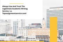 Assignment Format - Tips - Written Assignments