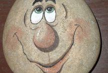 Pictura pe pietre
