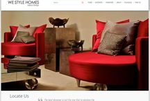 We Style Homes New Website / We Style Home New Website is Finally Live. Explore New Designs and Patterns. Make Your Home A Haven!