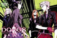 stray dogs howling in the dark / Anime