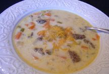 Soups / by Rose Marie Mello