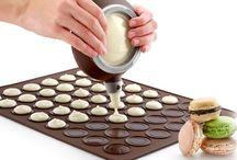 Baking og matlaging / Baking and cooking / Smart og praktisk utstyr på kjøkkenet.