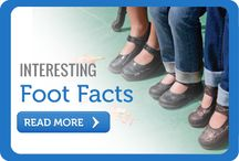 Foot Facts / The #KiddieKobbler board of facts about your feet.