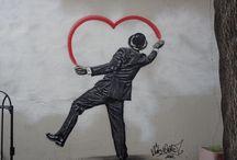 graffiti / mural liefde