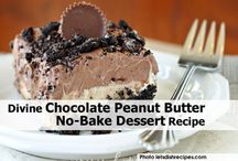 Desserts / Cakes, cookies, trifles, bars, cheesecake