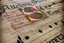 Calligraphy and Manuscripts