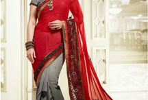 Cotton Sarees / Shop now online Silk, Cotton & Georgette Sarees at Indian Sanskriti. Buy with Confidence.
