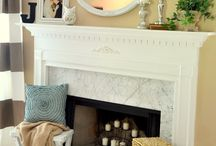 Mantels / by Shelby Olivier