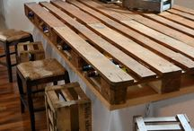furniture pallet projects