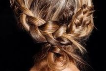 WE KNOW HAIR / Gorgeous hairdo's to inspire you and hair tutorials to make your life a little easier