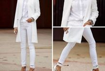 Trend: All white