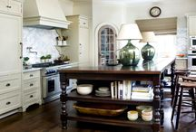 Kitchen Ideas / by Alice Sebring
