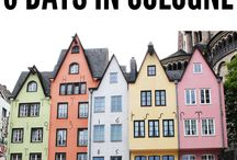 Germany: Cologne seen