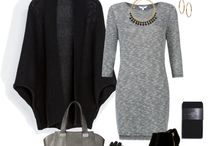 Stylish winter outfit