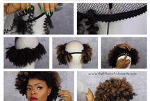 Crochet braids diy