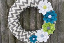 Wreaths / by Andrea Finley