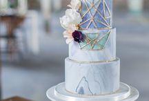 2017 Wedding Cake Trend